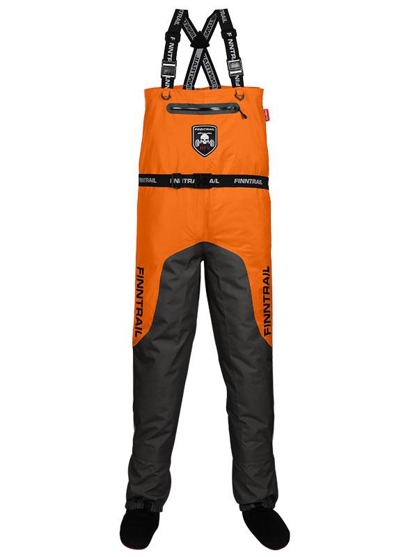 Вейдерсы финские Finntrail Aquamaster 1526 Orange