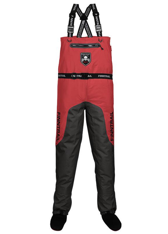 Вейдерсы финские Finntrail Aquamaster 1526 Red