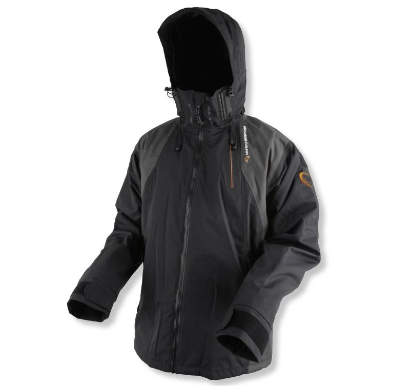 Куртка Savage Gear Black Savage Jacket Grey