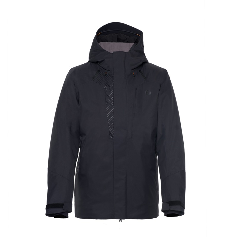 Куртка FHM Guard Insulated черная