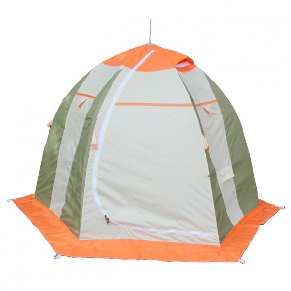 Палатка зимняя Митек Нельма 2 Люкс