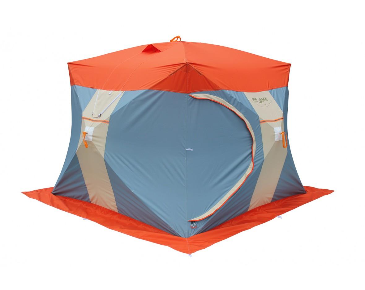 Палатка зимняя Нельма Куб-3 Люкс