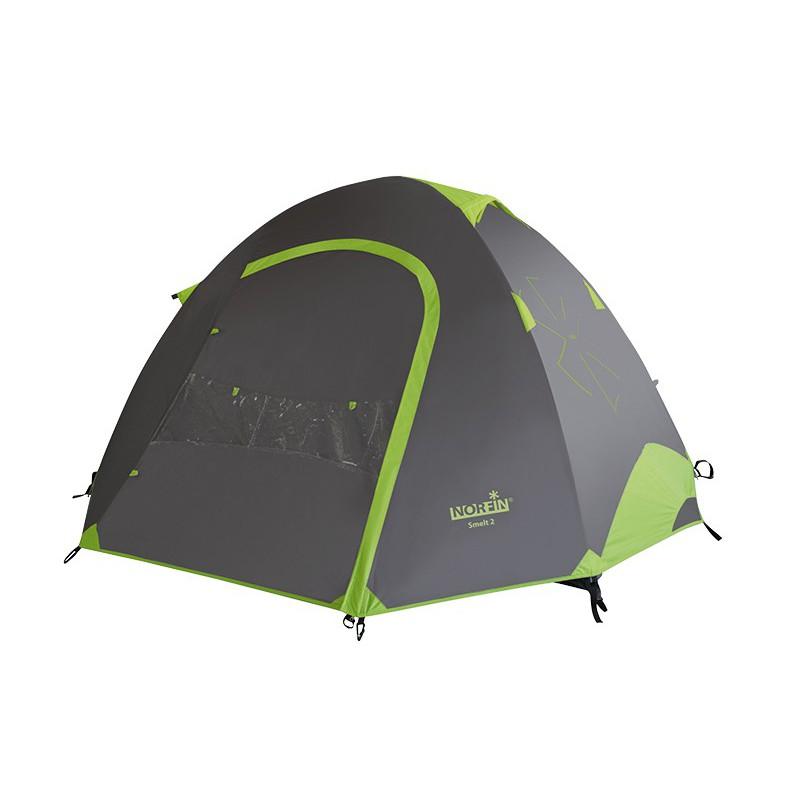 Палатка алюминиевая двухместная Norfin Smelt 2 Alu Nf