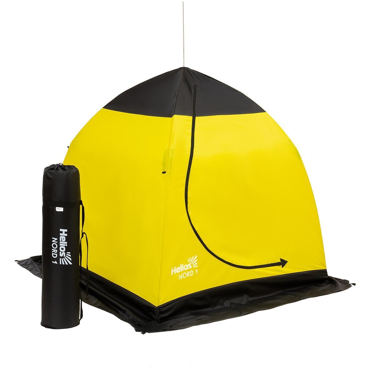 Палатка зимняя зонт Nord-1 Helios 1-х местая 1,45х1,45 м
