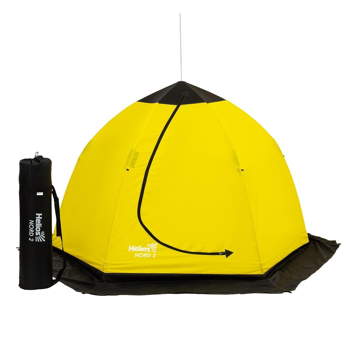 Палатка зимняя зонт Nord-2 Helios 2-х местая 1,9x2,2 м