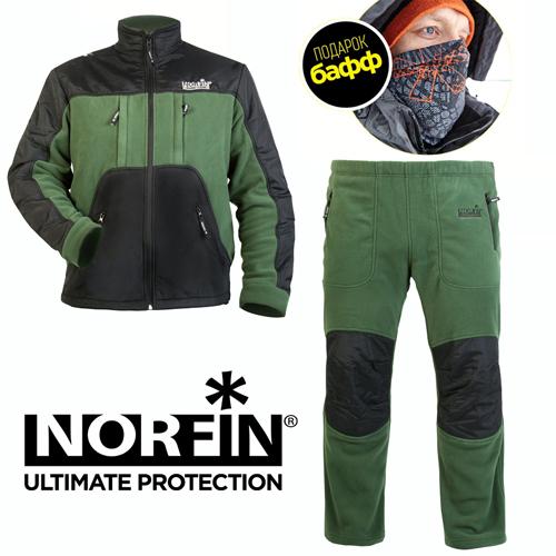 Костюм флис. Norfin Polar Line 2