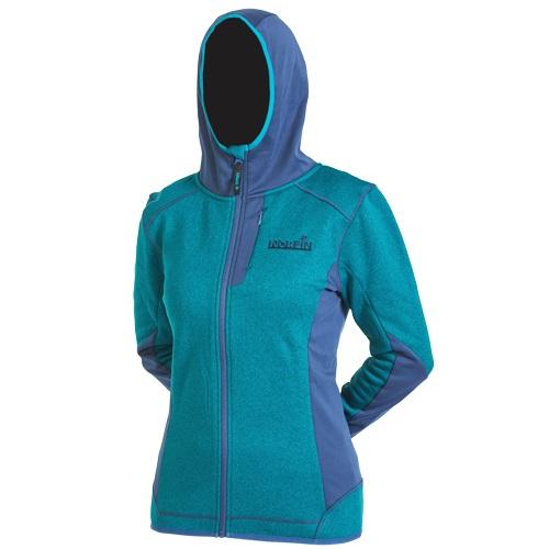 Куртка флисовая Norfin Women Ozone Deep Blue