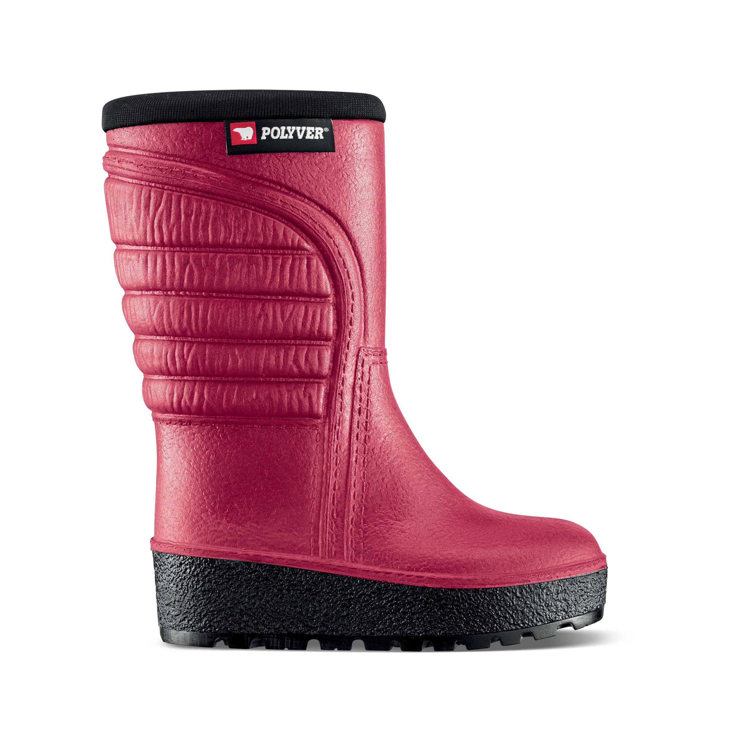 Сапоги Polyver Winter Child Pink