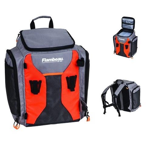 Рюкзак рыболовный с коробками Flambeau Ritual 50D Pack Backpack