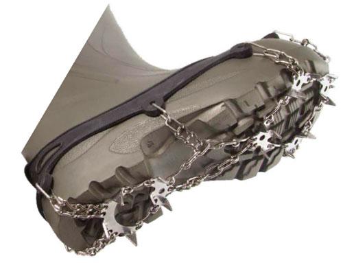 Шипы для зимней обуви Alaskan