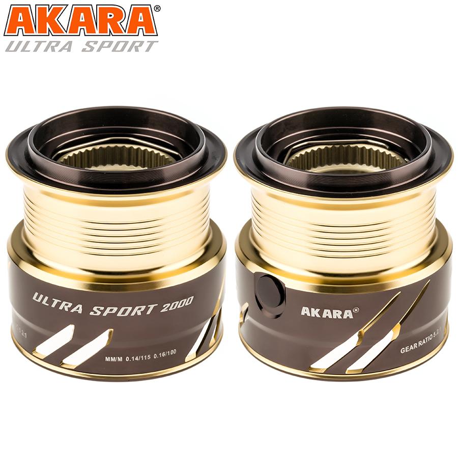 Шпуля Akara для катушки Ultra Sport 2000