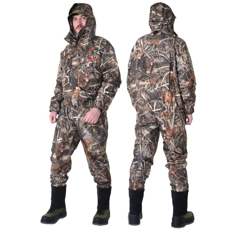 Куртка Alaskan Storm камуфляж