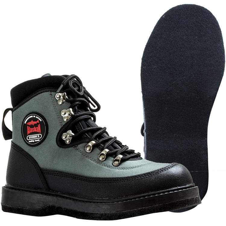 Ботинки забродные Alaskan Storm X Felt