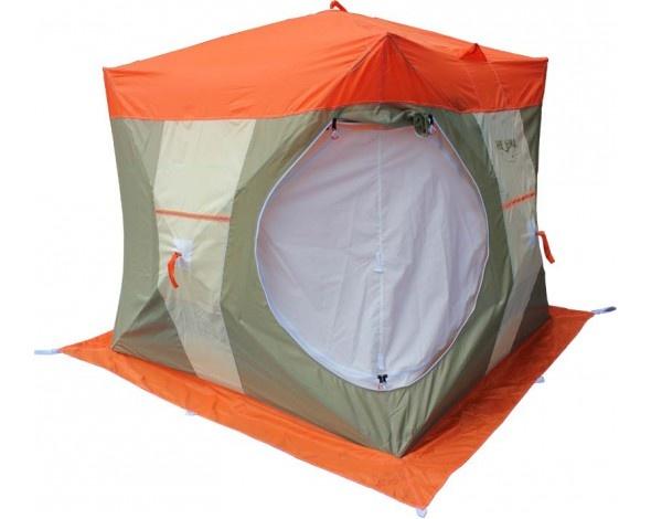 Внутренний тент к палатке для зимней рыбалки Митек Омуль Куб 1