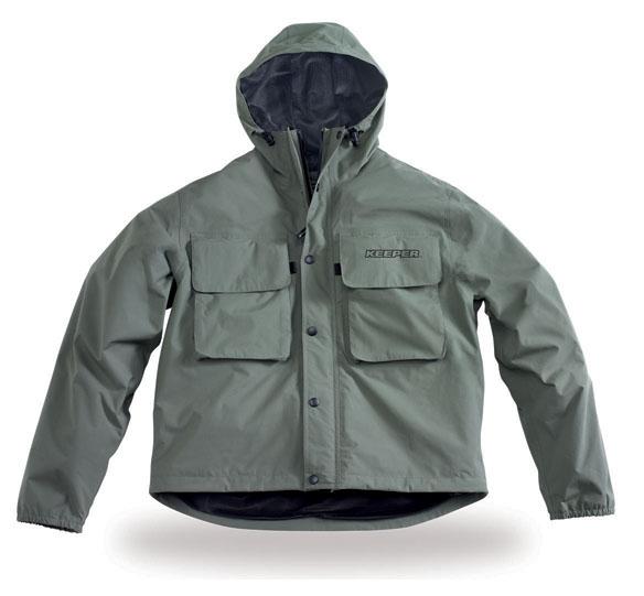 Забродная Куртка Vision Keeper Jacket K2996