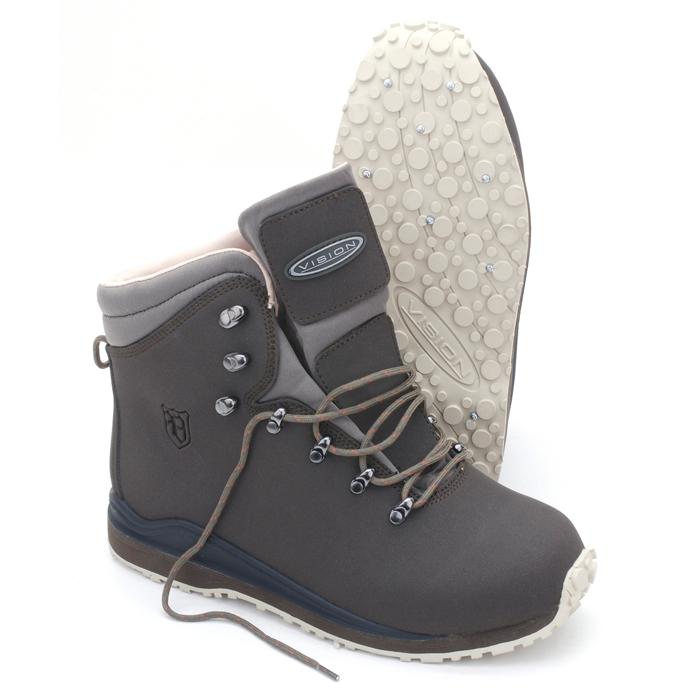 Забродные ботинки Vision Gummi (резина с шипами)