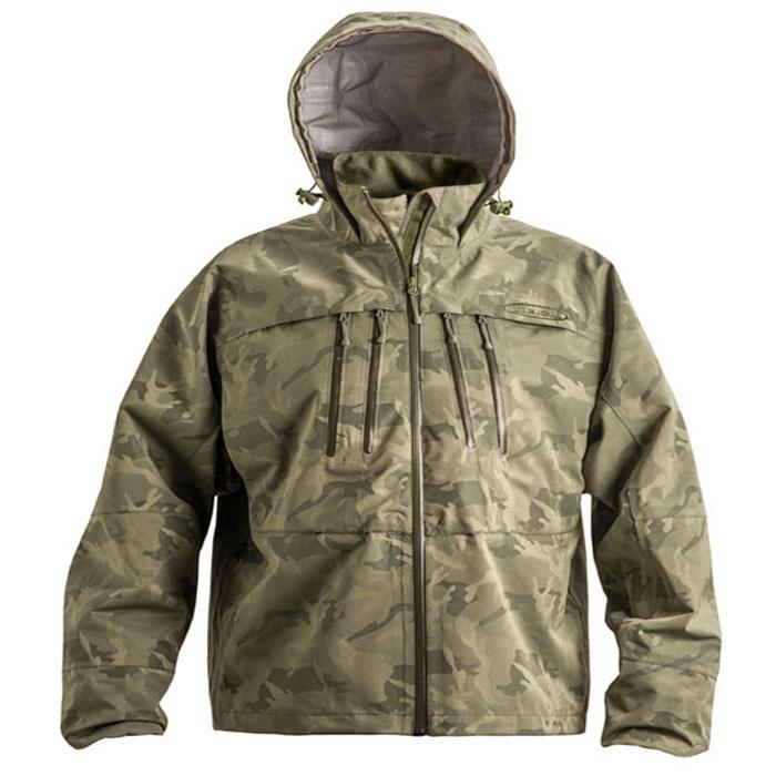 Забродная Куртка Vision Sade Jacket Camo V6420