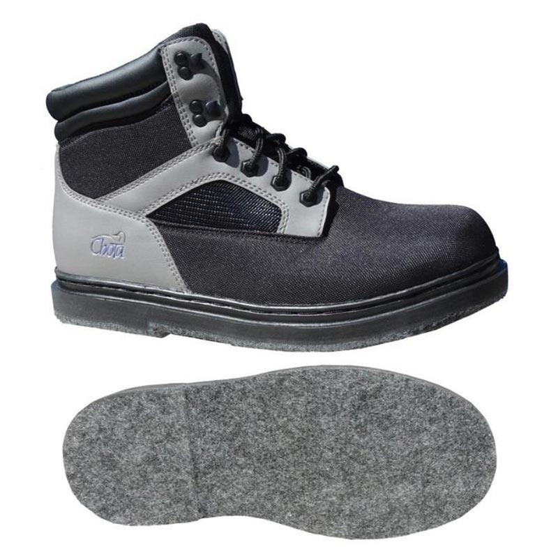 Ботинки Chota STL Light Wading Boot BK/Grey